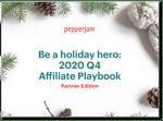 Holiday Hero 2020 Partner Snapshot