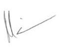 Matt Gilbert Signature